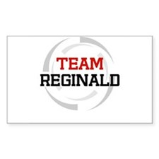 Reginald Rectangle Decal