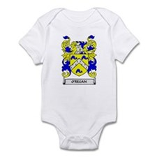 O'REGAN Coat of Arms Onesie