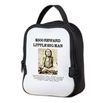Little Big Man Wanted Neoprene Lunch Bag