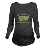 Long Beach Municipal Long Sleeve Maternity T-Shirt