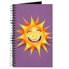 """""""Today's Weather: Ecstatic"""" Journal"""