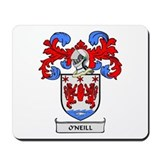 O'NEILL Coat of Arms Mousepad