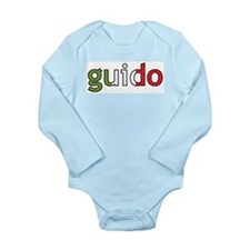 3-guido for wht Body Suit