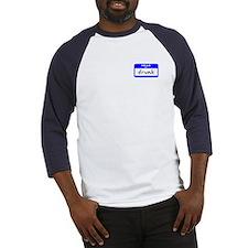 Hello, I'm Drunk - Men's Baseball Jersey Shirt