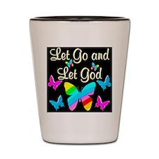 GOD IS GOOD Shot Glass