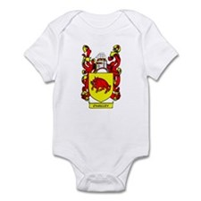 O'MALLEY Coat of Arms Infant Bodysuit
