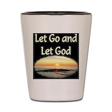 TRUST IN GOD Shot Glass