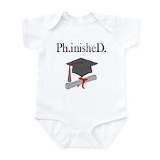 Ph.inisheD. Infant Bodysuit