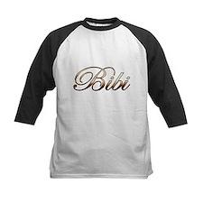 Gold Bibi Baseball Jersey