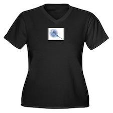 blue budgie Plus Size T-Shirt
