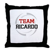 Ricardo Throw Pillow