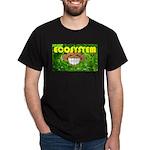 THE GREEN MONKEY  BRING DAT B Dark T-Shirt