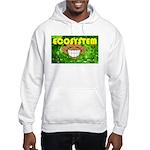 THE GREEN MONKEY BRING DAT B Hooded Sweatshirt