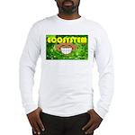 THE GREEN MONKEY  BRING DAT B Long Sleeve T-Shirt