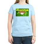THE GREEN MONKEY  BRING DAT B Women's Light T-Shir