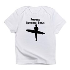 Future Surfing Star Infant T-Shirt