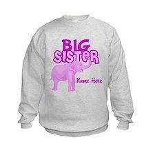 Cute Big Sis Sweatshirt
