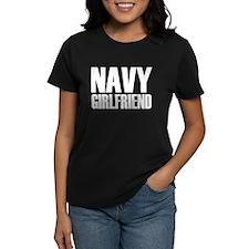 Navy Girlfriend Steel Tee