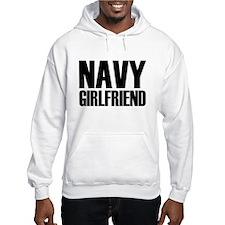 Navy Girlfriend Steel Hoodie