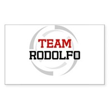 Rodolfo Rectangle Decal