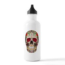 Unique Sugar skulls Water Bottle