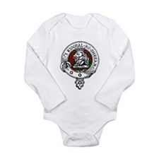 Cute Clan macgregor Long Sleeve Infant Bodysuit
