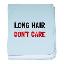 Long Hair baby blanket