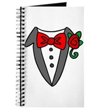 Tuxedo Shirt Journal