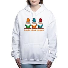 Unique Humorous quotes Women's Hooded Sweatshirt