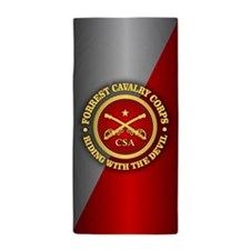 CSC-Forrest Cavalry Beach Towel
