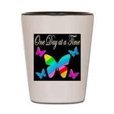 LIVE IN THIS DAY Shot Glass