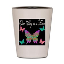 A MOMENT AT A TIME Shot Glass