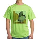 Barred Domestic Flight Green T-Shirt