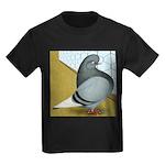 Barred Domestic Flight Kids Dark T-Shirt
