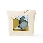 Barred Domestic Flight Tote Bag