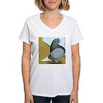 Barred Domestic Flight Women's V-Neck T-Shirt