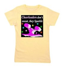 SPARKLING CHEER Girl's Tee