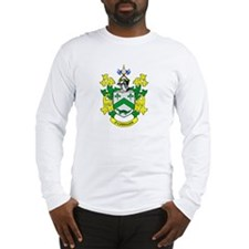 O'CORRIGAN Coat of Arms Long Sleeve T-Shirt