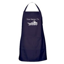 Custom Swimming Apron (dark)