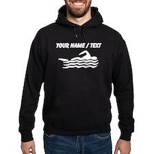 Custom Swimming Hoodie