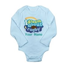 Personalized Rugby Fan Body Suit