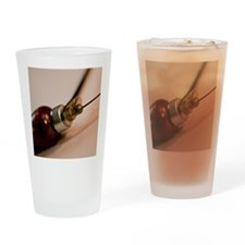 Coping Saw Drinking Glass