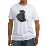 Dun Cap Flight Fitted T-Shirt