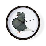Dun Cap Flight Wall Clock