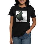 Dun Cap Flight Women's Dark T-Shirt