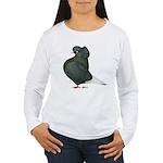 Dun Cap Flight Women's Long Sleeve T-Shirt