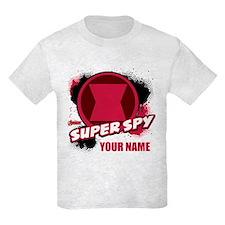 Avengers Assemble Black Widow P T-Shirt