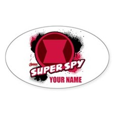 Avengers Assemble Black Widow Perso Decal