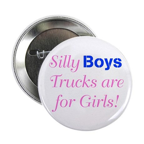 "LadyTrucker 2.25"" Button (10 pack)"
