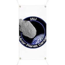 Minor Planet Center Banner